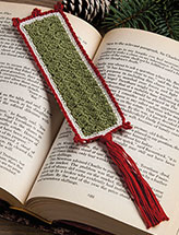 Holly & Ivy Bookmark Pattern