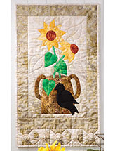 Little Brown Jug Wall Hanging Pattern