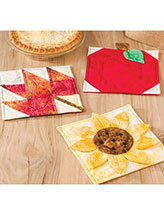 Signs of Fall Pot Holders Pattern
