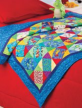 Critters & Crawlers Quilt Pattern
