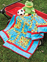 Bugs Quilt Pattern