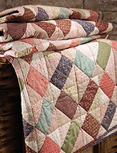 Scrappy Crossings Quilt Pattern