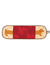 Hot! Dog Pot Holder Pattern