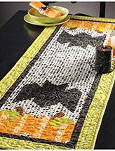 Harvest Haunts Table Runner Pattern