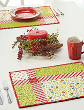 Holiday Gifts Place Mats