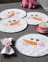 Snow Buddies Place Mats