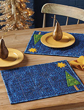 O Holy Night Place Mats