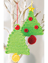Clothesline Christmas Tree & Bell