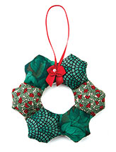 Hexagon Wreath
