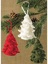 O' Christmas Tree Ornament Pattern