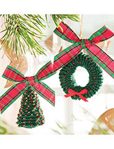 Miniature Ornaments Crochet Pattern