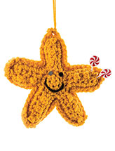 Seaside Ornaments: Starfish Crochet Pattern