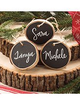 Personalized Ornaments Pattern