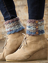 Quick & Cozy Sock Cuffs
