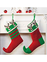Reindeer Stockings