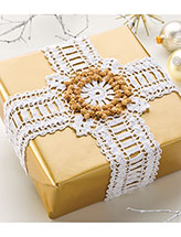 Elegant Ribbon Wrap