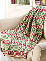 Traditions Mosaic Afghan