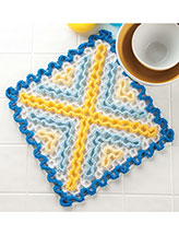 X's Dishcloth