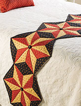 Stars at Night Bed Runner