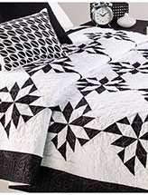 LeMoyne Star Bed Quilt
