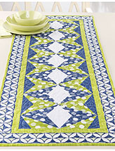 Boomerang Table Runner