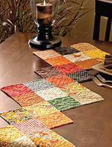 Harvest Charm Table Runner