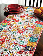 Sunday Brunch Table Runner
