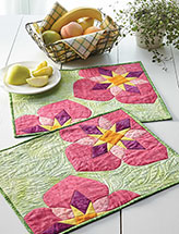 Blooming Outside the Box Place Mats