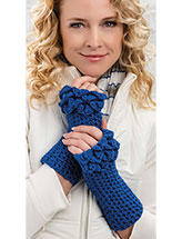 Textured Top Mitts
