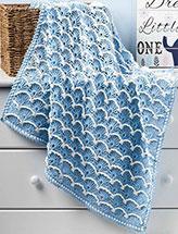 Sugar Frosting Baby Blanket