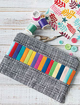 Color Me Creative Zipper Pouch