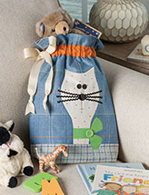 Kitty Ditty Bag Quilt Pattern