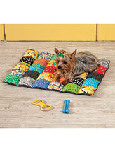 Sweet Dreams Pet Bed Quilt Pattern