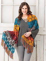 Easy Breezy Shawl Crochet Pattern