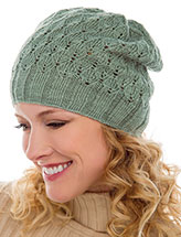 Delacy Hat Knit Pattern