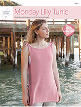 ANNIE'S SIGNATURE DESIGNS: Monday Lilly Tunic Knit Pattern