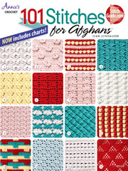 101 Stitches for Afghans Crochet