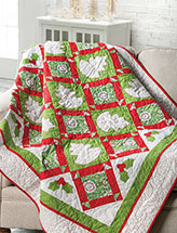 Cookie Cutter Christmas Quilt Pattern