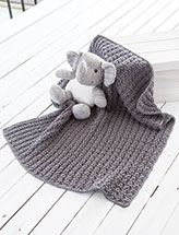 John Paul Baby Blanket Crochet Pattern