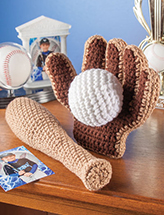 Play Ball! Crochet Pattern
