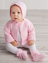 Perfectly Pink Crochet Pattern