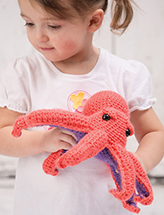 Oscar the Octopus Crochet Pattern