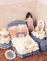 ANNIE'S SIGNATURE DESIGNS: Sweetheart Bedroom Crochet Pattern
