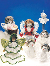 Kitchen Angels Crochet Pattern