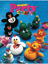 Party Animals Crochet Pattern