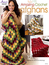 Amazing Crochet Afghans Pattern