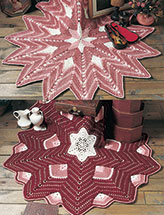 Star Afghans Crochet Pattern