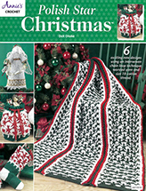 Polish Star Christmas Crochet Pattern