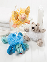 Bath Buddies Crochet Pattern