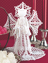 Pretty Angel Crochet Pattern